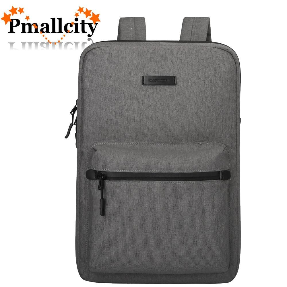 2018 Brand Women Bag Travel 14 15 15.6 inch Laptop Backpack Waterproof College Tide Casual Men's Backpacks School Bag for teens