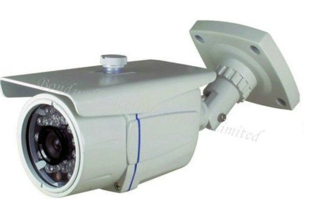 "1/3"" Sony CCD IR Varifocal lens 2.8-12mm IR Outdoor Camera, 42PCS IR LED, 40M Night Vision, Free shipping"