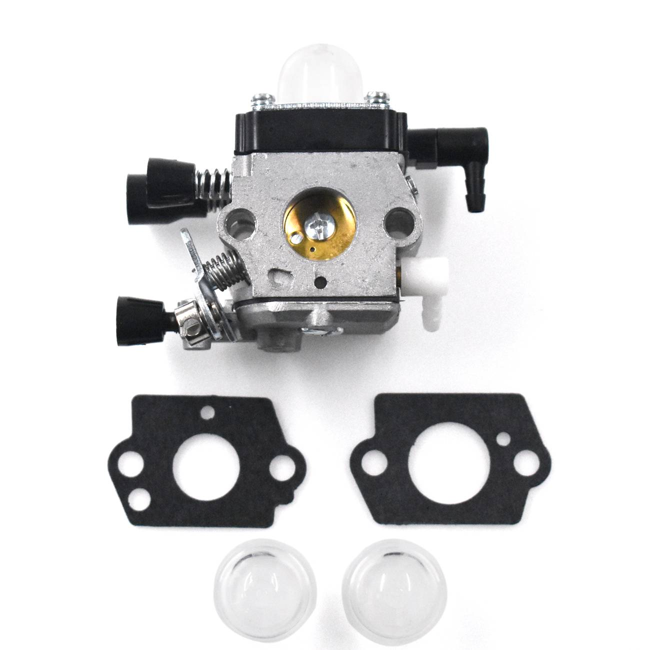 New Carburetor For STIHL FS38 FS45 FS46 FS46C FS55 FS55R KM55R C1Q-S97A Carb стоимость