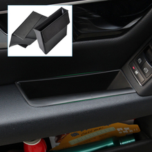 DWCX 2 шт. передней двери подлокотник коробка для хранения для Mercedes-Benz GLK класса X204 GLK300 GLK350 GLK250 2009 2010 2011 2012 2013 2014