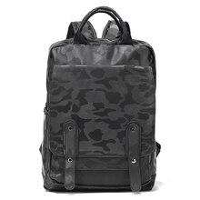 Купить с кэшбэком Fashion Backpack Men Business Rucksack Fashion Mochila Masculina Bag Student Schoolbags Men Travel Bags for Teenagers Backpacks