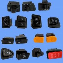 Autobike, скутер, мотоцикл, мотоцикл, переключатель, мотоциклетная кнопка, мотоциклетный переключатель, поворотный светильник, сигнальный светильник