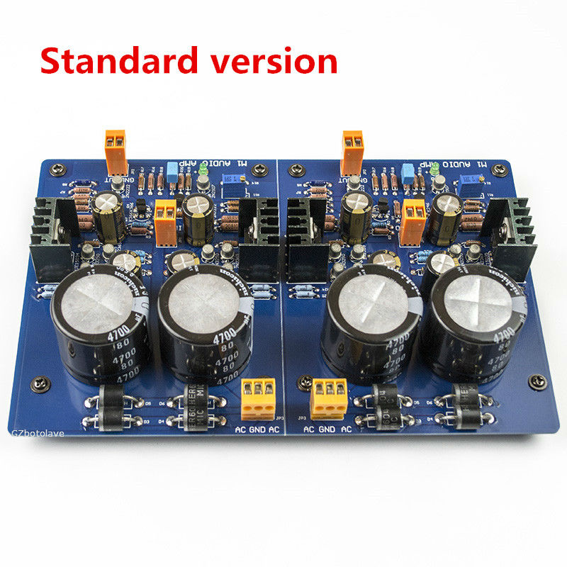Free ship M1 (HI-END) ON MJE15032 MJE15033 MJ2001 Fever class preamp amplifier board Finished board садовый совок truper gtl sh 15032