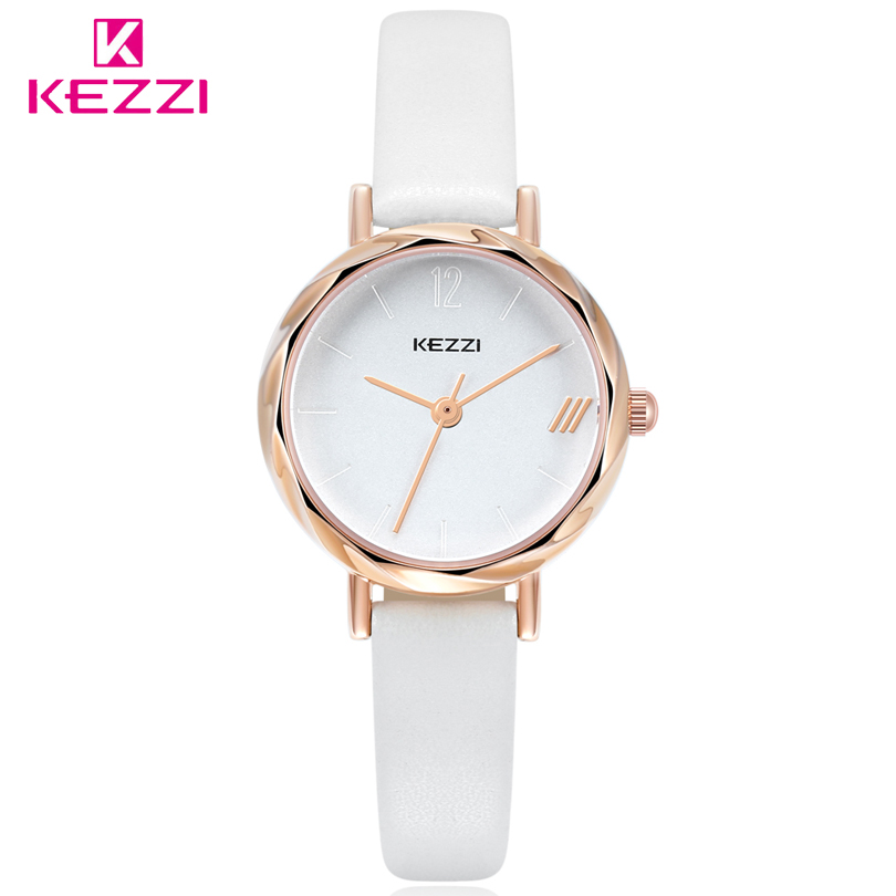 цена на KEZZI New Wrist Watch Women Watches Ladies Brand Luxury Famous Quartz Watch For Women Female Clock Relogio Feminino Montre Femme