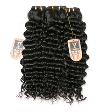 Yavida Deep Wave 1/3/4 Bundles Deal Peruvian Hair Bundles no
