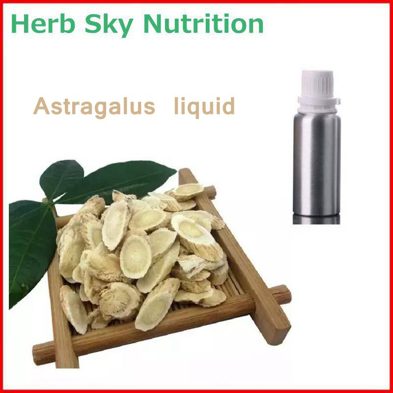 100% Natural&Pure Astragalus Extract Liquid with Free Shipping, invigorating vital energy gmp manufacture natural cucumber extract powder 1kg bag free shipping