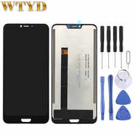 Original LCD Screen Touch Screen Digitizer Full Assembly for Blackview Max1 Smartphone Display Repair Part For Blackview Max1