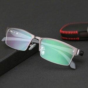 Image 2 - Business Anti Blue Ray Männer Frauen Computer Lesebrille UV Blau Licht Schutz Unisex Presbyopie Brillen für Leser dioper