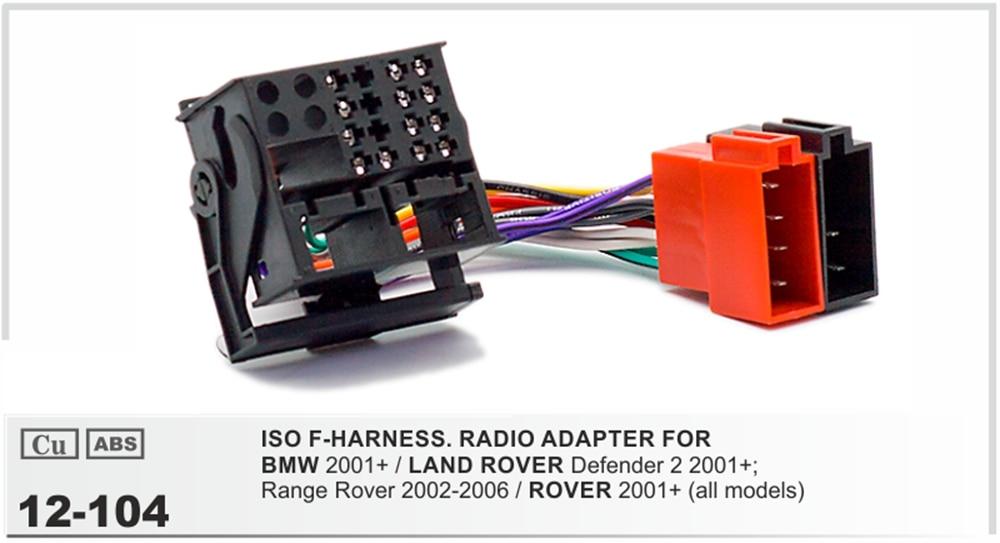 Land Rover Radio Wiring Wiring Diagram