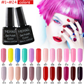 MDSKL Nail Ge 2018 New 96 Colors 10ML Fashion UV Nail Polish Gel Varnish Nail Art Semi Permanent Led UV Gel Nail Polish Hot Sell