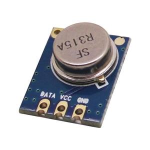 Image 2 - Комплект беспроводного модуля 5 компл./лот 315 мгц 433 мгц 100 м (передатчик ASK STX882 + приемник ASK SRX882)+ пружинные антенны