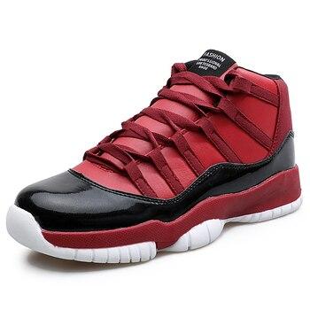 Basketball Shoes Air Shock Jordan 11 Shoes Sneakers Men Zapatillas Hombre Jordan shoes Zapatillas Mujer Deportiva tenis feminino jordans shoes all black