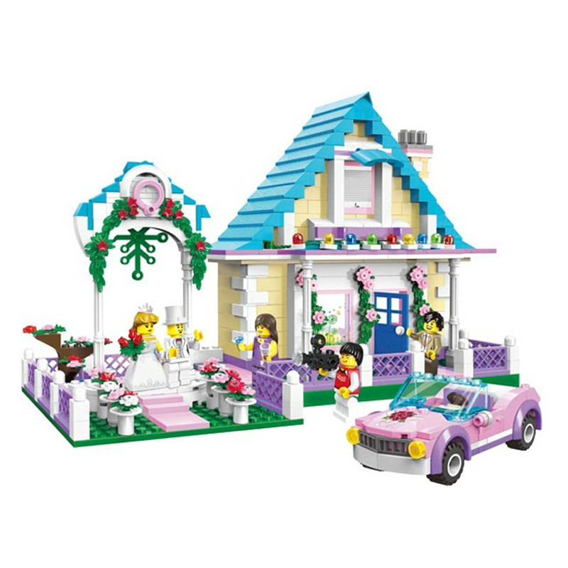Building Blocks Compatible with Lego Enlighten E1129 613P Models Building Kits Blocks Toys Hobby Hobbies For Chlidren