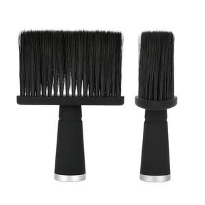 Image 4 - Escova de cabelo macio pescoço rosto espanador cabeleireiro corte de cabelo escova de limpeza para barbeiro cabeleireiro ferramentas estilo