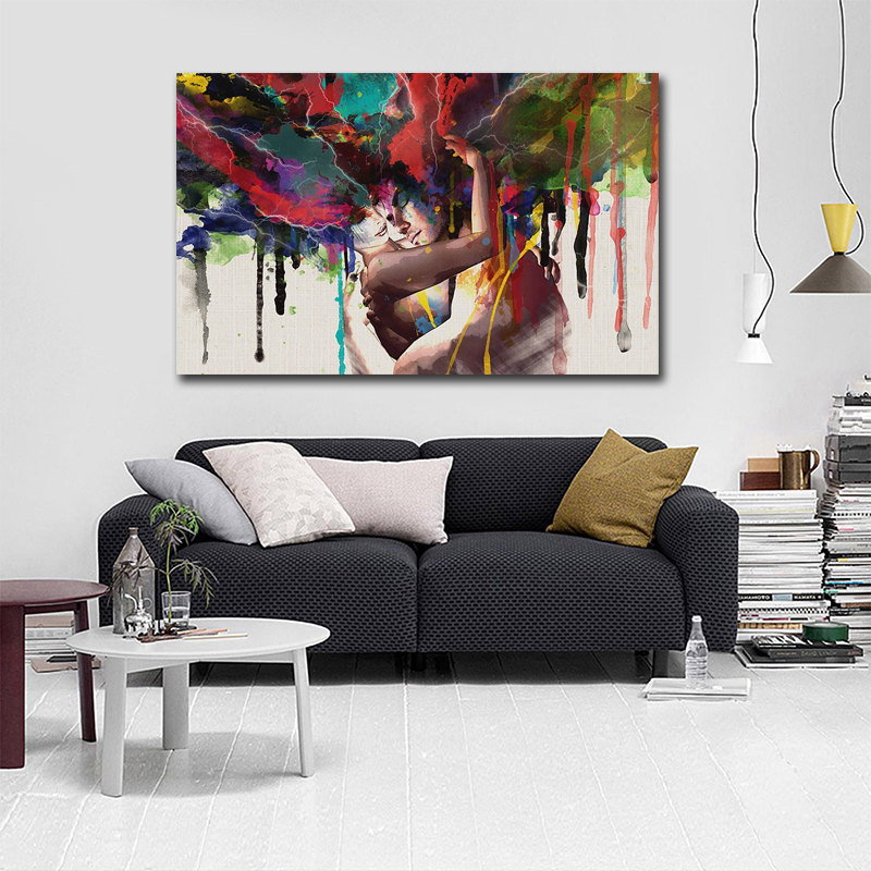 JAZZ BAND CANVAS PRINT PICTURE WALL ART VARIETY OF SIZES FREE FAST DELIVERY