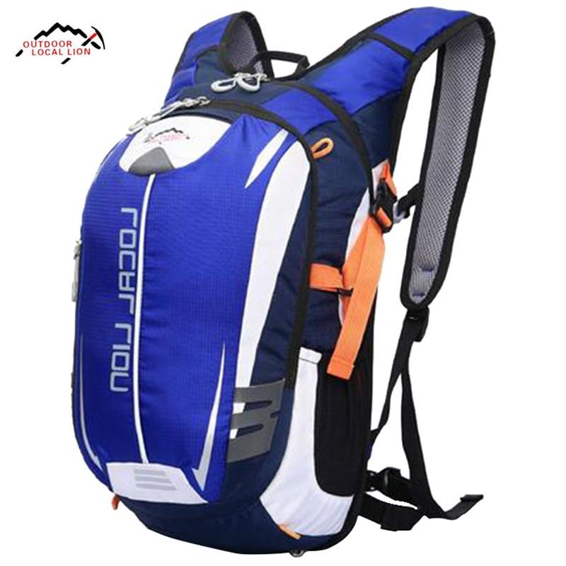 ФОТО Local lion 18L Men's Waterproof Travel Backpack Rucksack Backpack Hot Selling