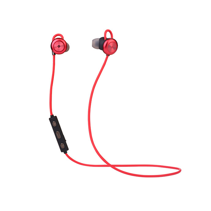 Luxury Bluetooth V4.1 Sport Earphone Wireless Sweat Proof Stereo Sports Running Headset Bluetooth Earbuds Mic for Iphone Huawei songful s1 stereo deep bass earphone sport running headset sweat proof ear hook earbuds hifi handsfree with mic for iphone mp3 4