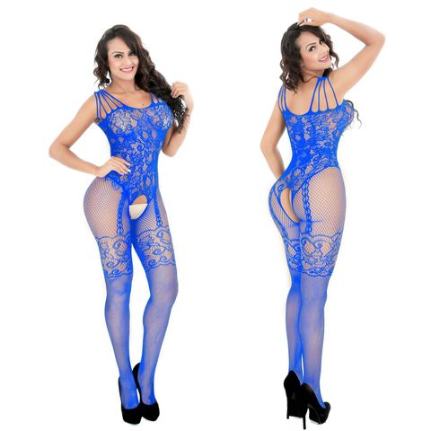 Sexy Mesh Novelty & Special Use Sexy Clothing Sexy Underwear Exotic Apparel Jumpsuit Full Body Stockings Teddies & Bodysuits Islamabad