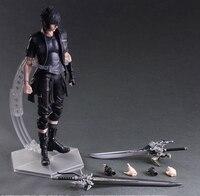 Play Arts Final Fantasy Figure Final Fantasy XV Noctis Lucis Caelum Figure PA 27cm PVC Action
