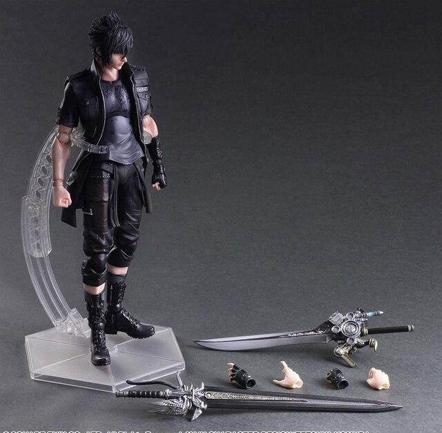 Final Fantasy XV Noctis Lucis Caelum Figure
