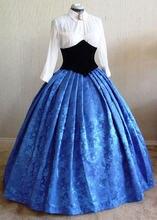 Wiktoriańskie sukienki wiktoriański Civil War suknie balowe rekonstrukcji kostiumy sukienka wykonane na zamówienie