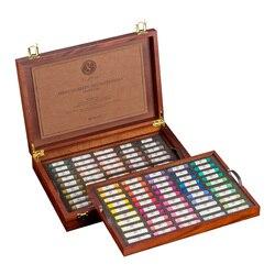 MUNGYO Farbe kreide hand-gemalt professionelle 60/100/200 farbe master reine manuelle malerei ein pastell anzüge