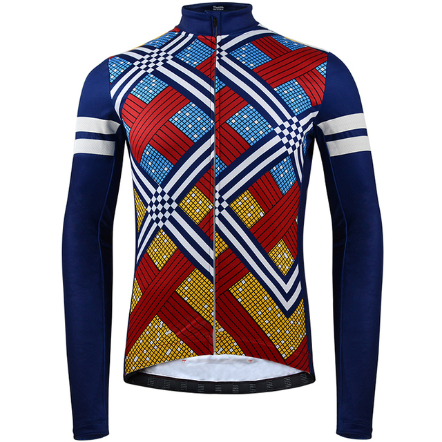 cycling jersey 2018 pro team Winter Long Sleeve Thermal Fleece men s MTB  Bicycle Clothing roupa ciclismo maillot ciclismo hombre 7148706c1