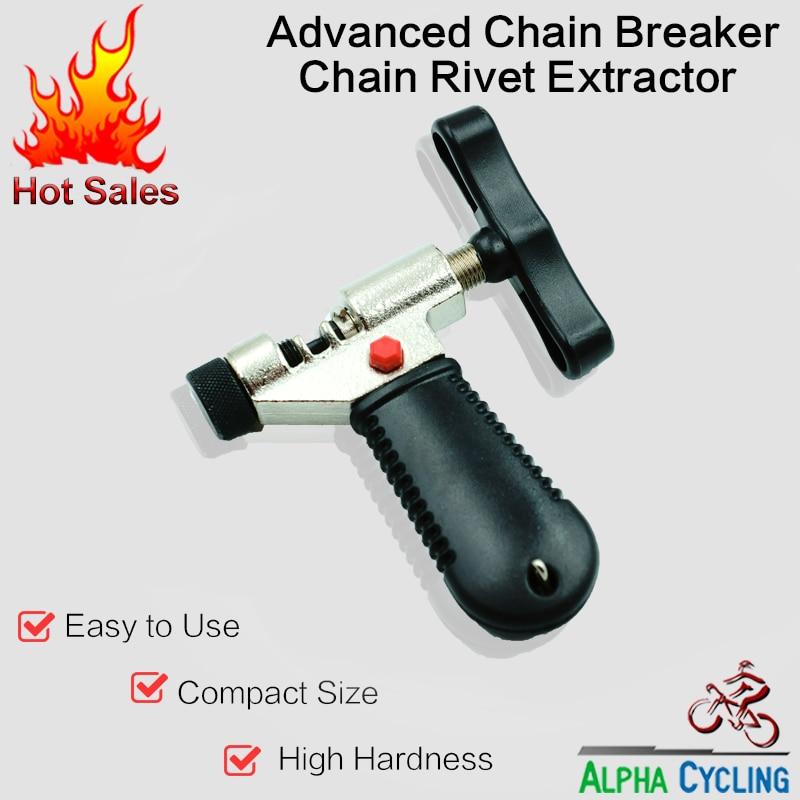 Cycling Bike Bicycle Chain Rivet Repair Tool Breaker Splitter
