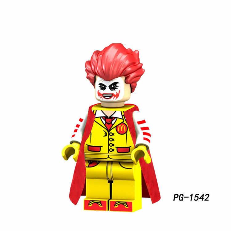 """Фигурки Мстителей фигура супергероя Марвел Капитан человек-муравей подчеркнутой Мини Строительные блоки """"Халк"""", """"черный пантера игрушки для детей"""
