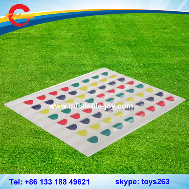 3 X M 3 M Pvc Lona Material Twister Mat Juego Twister Clasico Juego