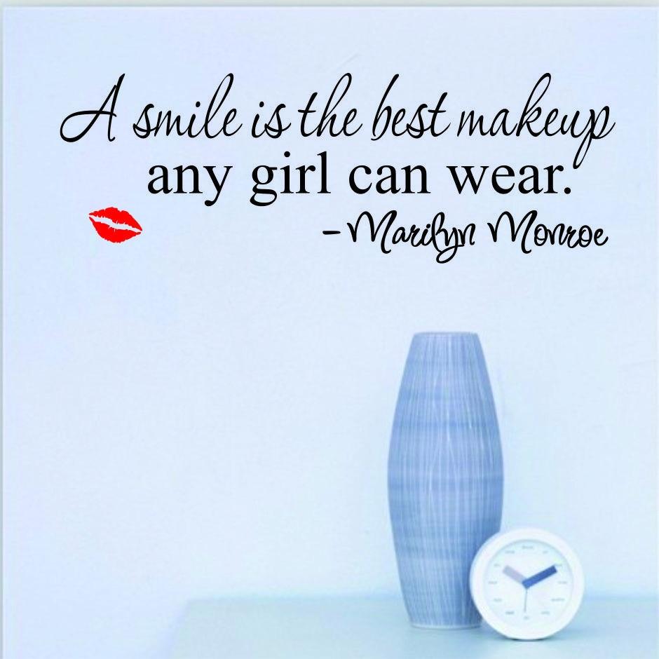Marilyn Monroe Stickers Muraux Achetez Des Lots 224 Petit