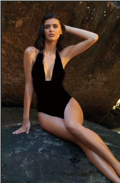 3e6b39b34af US $8.87 |Sexy Black One Piece Swimsuit Thong Swimwear Girls Cut Out  Bathing Suit Plus Size Monokini Bodysuit Sexy Push Up Biquini XL -in  One-Piece ...