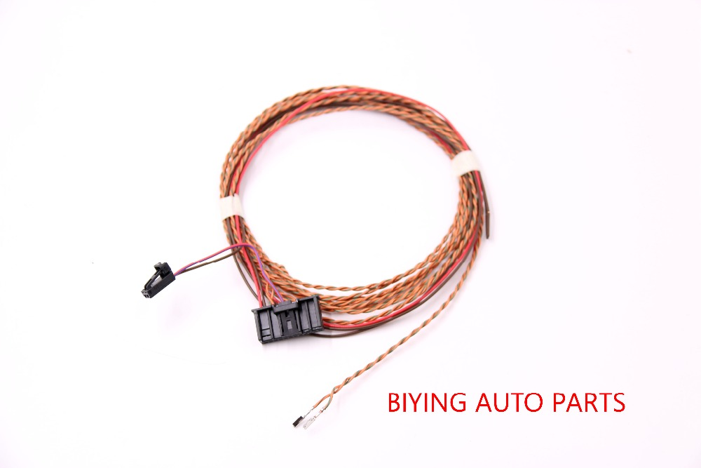 Lane assist Lane keeping system Wire cable Harness For Passat B7 CC in Cables Adapters Sockets from Automobiles Motorcycles