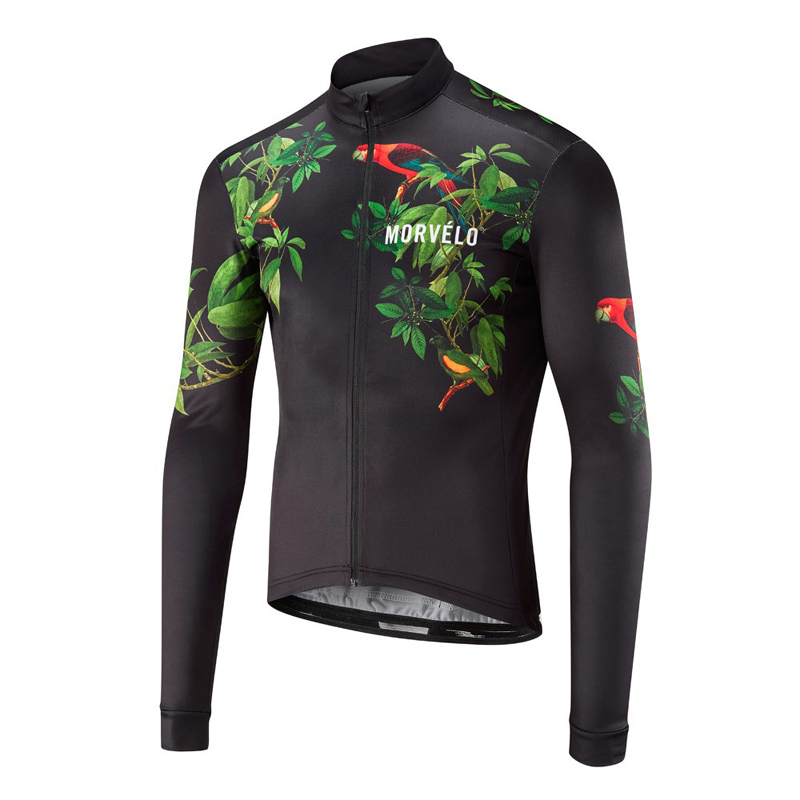 New Men Cycling Jerseys Spring Autumn Breathable Long Sleeve shirts Racing Bike Clothing Quick Dry MTB Bicycle Sportswear K2905