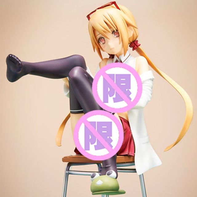 20cm Native Maid Misaki Kurehito Suzuki Margit Teacher Sexy Girls PVC Collectible Figure Model Toys 2