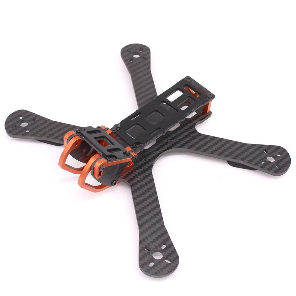 FPV Frame 5 FPV Freestyle Quad Unibody Frame FPV Racing Drone For PUDA Chameleon Armattan Chameleon
