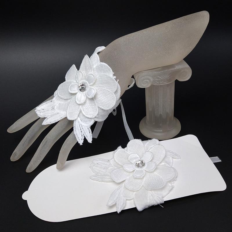 Weddings & Events Kid Gloves Flower Girl Gloves Long Gloves Girl Dancing Costume Gloves Free Shipping Wholesale