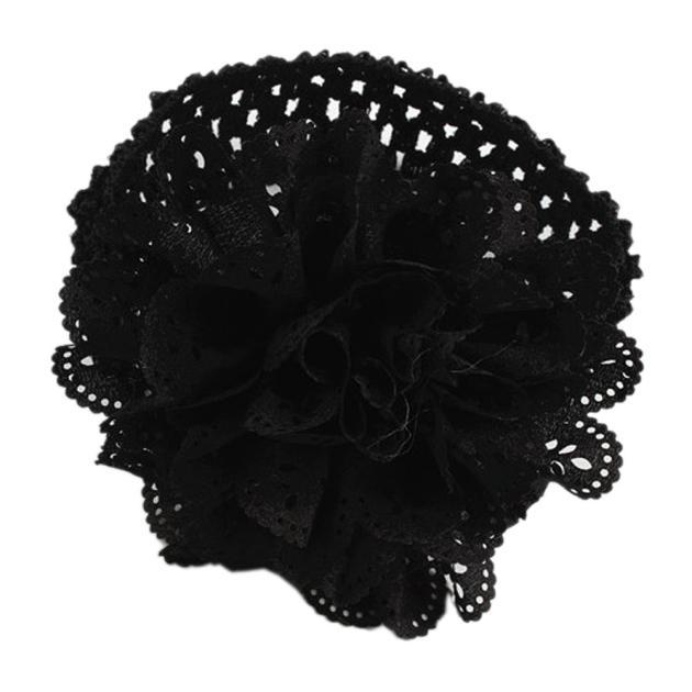 Baby's Lace Flower Headbands
