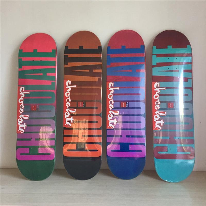 ФОТО CHOCOLATE Graphics Skateboard FADE CHOCOLATE 8.125