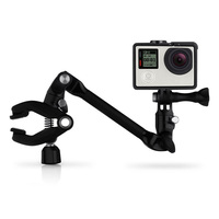 GoPro Music Jam Adjustable Instrument Tripods Clamp Mount For GoPro Hero 4 3 5 Session SJCAM