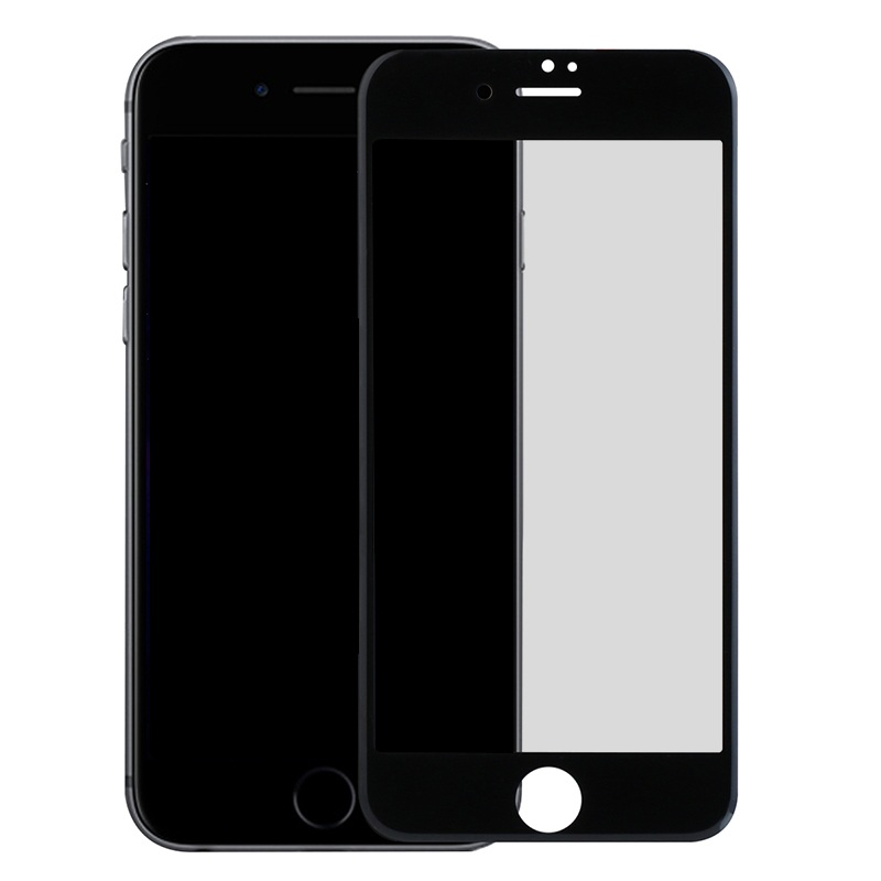 BENKS Magic OKR+PRO Full Covering Protector for iPhone 7 4.7 3D Curved Full Screen Tempered Glass Protector Guard Anti-peep