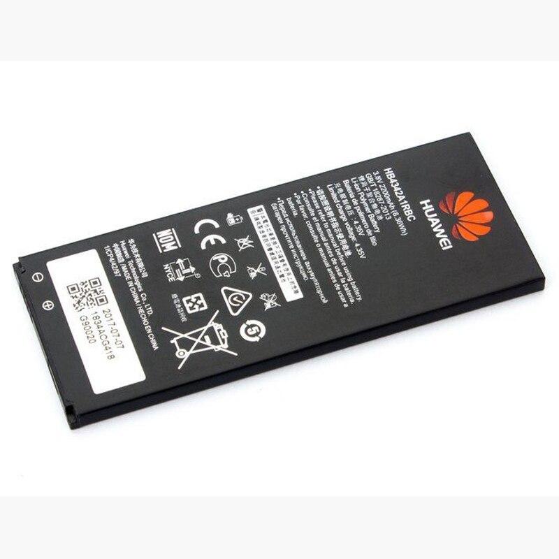 Оригинальный Huawei <font><b>HB4342A1RBC</b></font> литий-ионный аккумулятор телефона для Huawei y5II Y5 II 2 Ascend 5 + Y6 Honor 4A SCL-TL00 Honor 5A LYO-L21