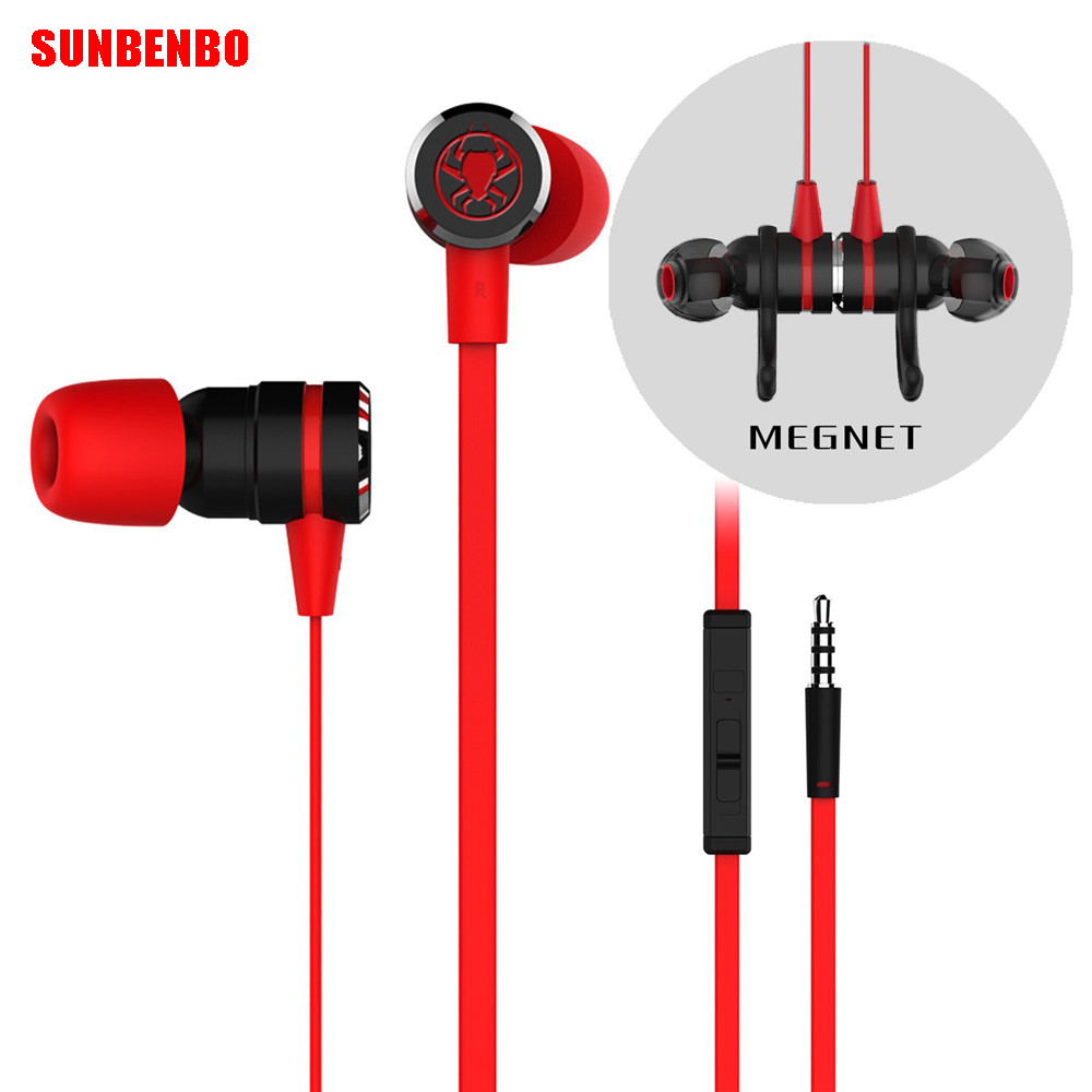Hot Selling G20 noise-canceling e-sports games earphone sports headphones heavy bass high-end magnet headset 3.5mm plug PK V2 each g1100 shake e sports gaming mic led light headset headphone casque with 7 1 heavy bass surround sound for pc gamer