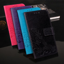 Luxury Leather Flip Wallet Style Stand Cover Case For Huawei Y6 Y7 Pro Y9 2019 Luxury mobile Phone Case For Huawei Y5 Y6 Y7 2018(China)