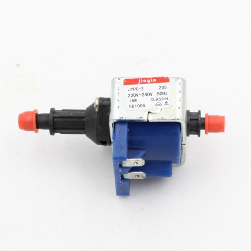 16W 220-240V JYPC-2 Mini Electromagnetic Pump Plunger Type Solenoid Pump For Steam Mop/Irons/garment Steamer/Lampblack