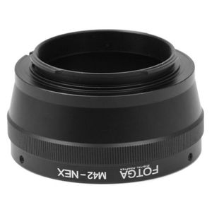 Image 3 - FOTGA Lens Adapter for Metal M42 to Sony E Mount NEX3 NEX5 NEX6 NEX7 A7 A7R A7S A6000 Cameras