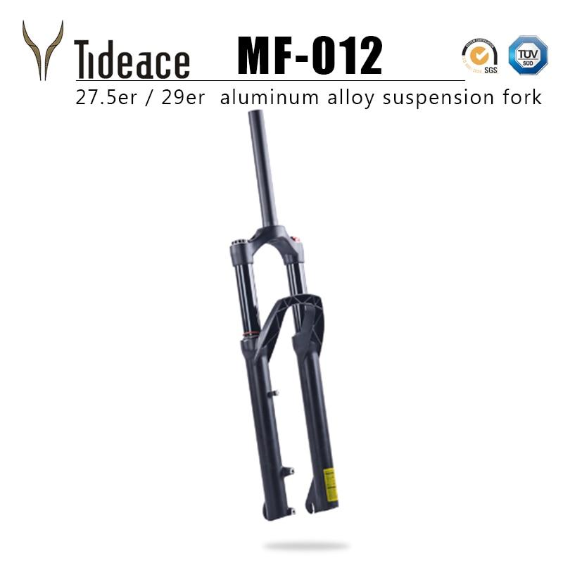 Aluminum alloy bicycle fork 29er 27.5er QR not carbon mtb fork 29 rigid carbon fork full suspension for carbon bicycle d01 aluminum alloy bicycle front fork washer blue 28 6mm