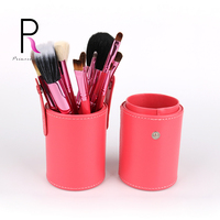 Princess Rose Brand 12pcs Make Up Brushes Makeup Brush Set With Holder Brochas Maquillaje Pinceaux Maquillage
