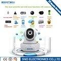 Quente SNO HD Câmera IP WI-FI 720 P Onvif 1.0MP P2P Telefone Remoto Sem Fio Home Security Sistema de Vigilância de Vídeo Vigilância câmera