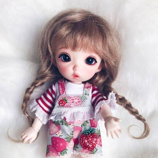 AoaoMeow bjd doll 1/8 nanuri цена и фото